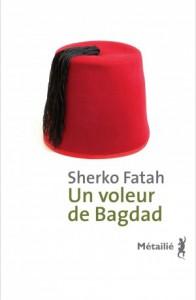 Couverture du livre Un Voleur de Bagdad