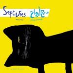 Couverture de Sept vies, Walib Taher, version bilingue,