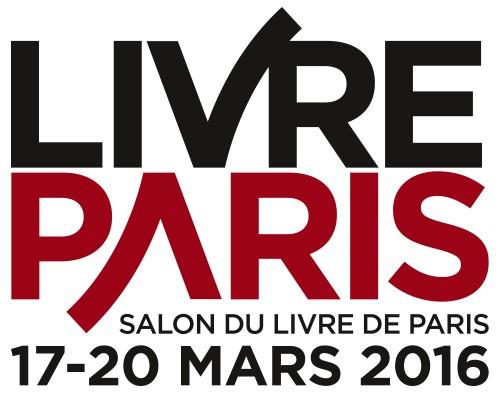 Logo salon du livre de Paris 2016