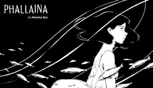 Extrait de Phallaina, © Marietta Ren, 2016