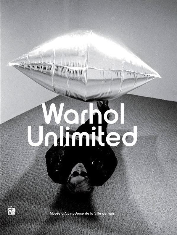 Couverture du livre Warhol Unlimited