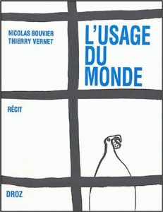 """Couverture de """"L'Usage du monde"""" de Nicolas Bouvier"""
