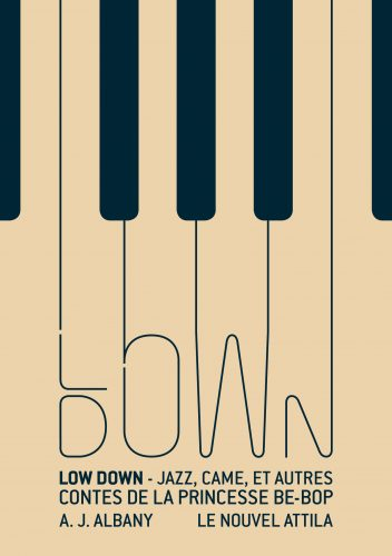 "Couverture de ""Low Down"" d'Amy-Joe Albany"