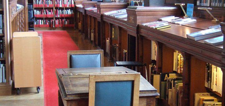 Médiathèque de l'École nationale supérieure des Beaux-Arts de Paris
