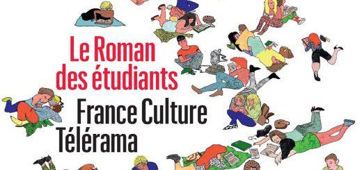 Le roman des étudiants France Culture - Télérama. Photo de Romain Lamy pour Télérama.