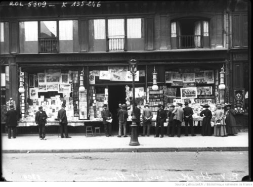 Librairie Stock Paris 1909