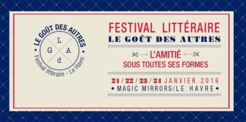 Logo festival Le goût des autres 2017