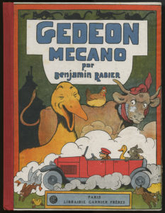 Couverture de Gedeon Mecano