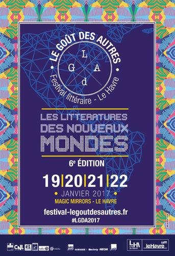 Affiche du festival Le goût des autres 2017