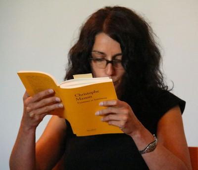 840cba27d45 Rencontre avec Mathilde Azzopardi et les éditions Verdier – Monde du Livre