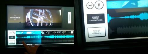 Manipulation de la bande son de 2001 L'odyssée de l'espace