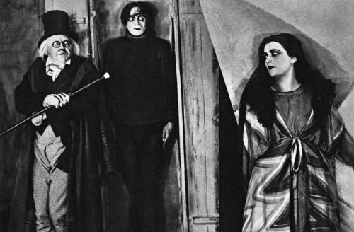 Le cabinet du docteur Caligari - sous le chapiteau
