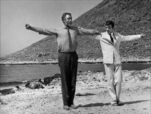 Zorba le Grec de Michaël Cacoyannis (1964)