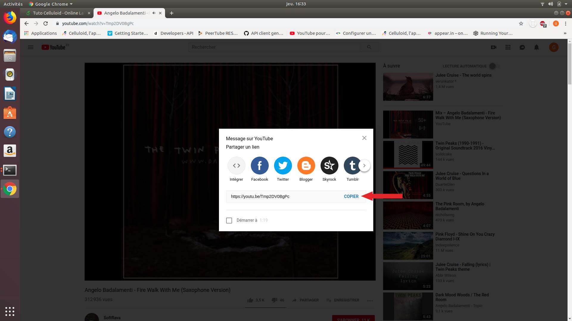 supprimer les annonces datant sur YouTube rencontre un gars avec plusieurs partenaires