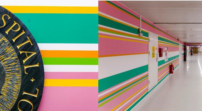 De la peinture aux murs
