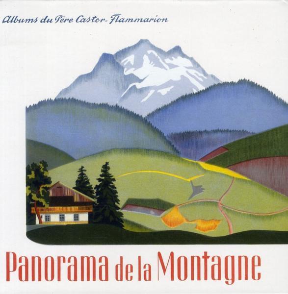 La montagne dans les albums pour enfants de l - Dessin de chalet de montagne ...