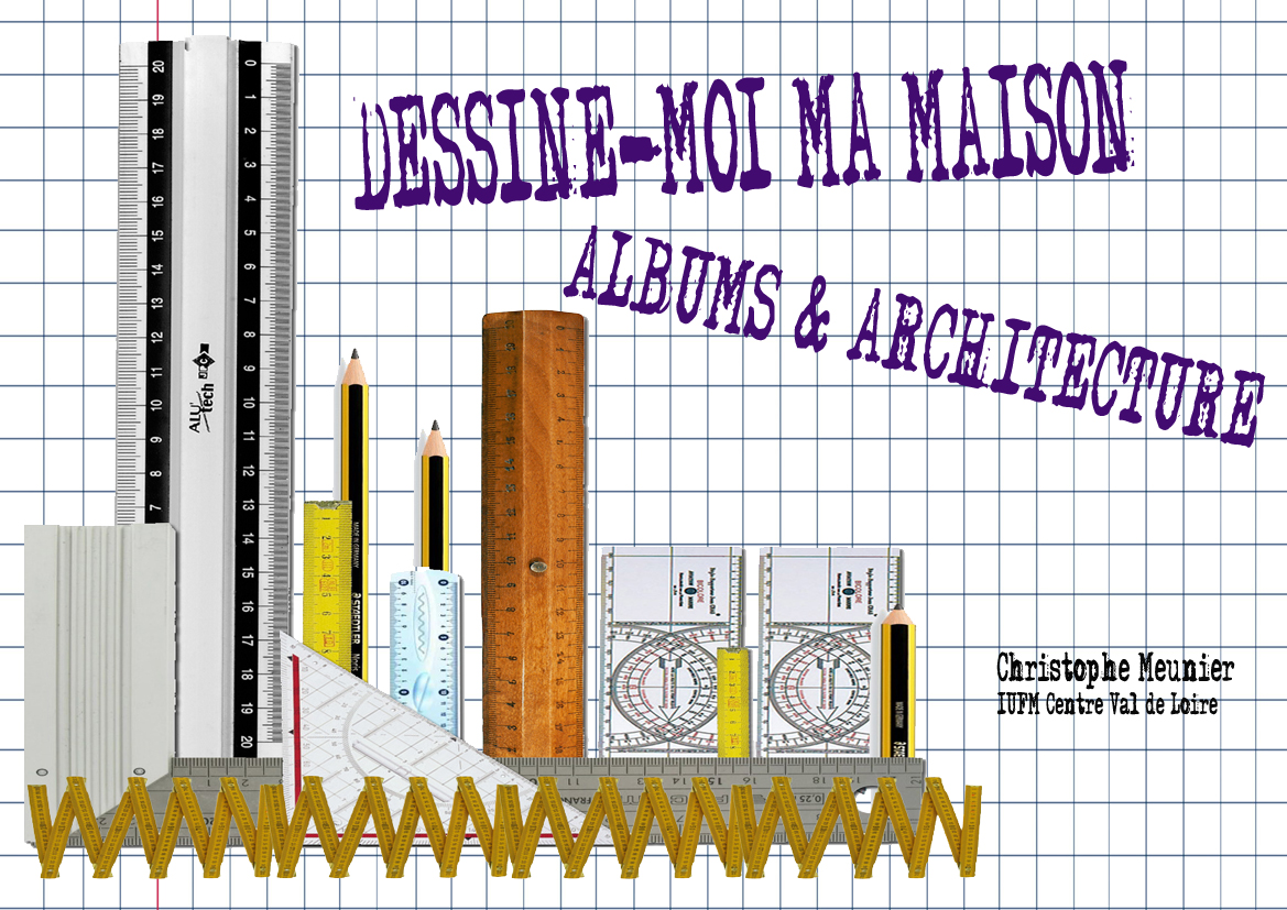 Dessine moi ma maison architectures albums les for Album photo maison du monde