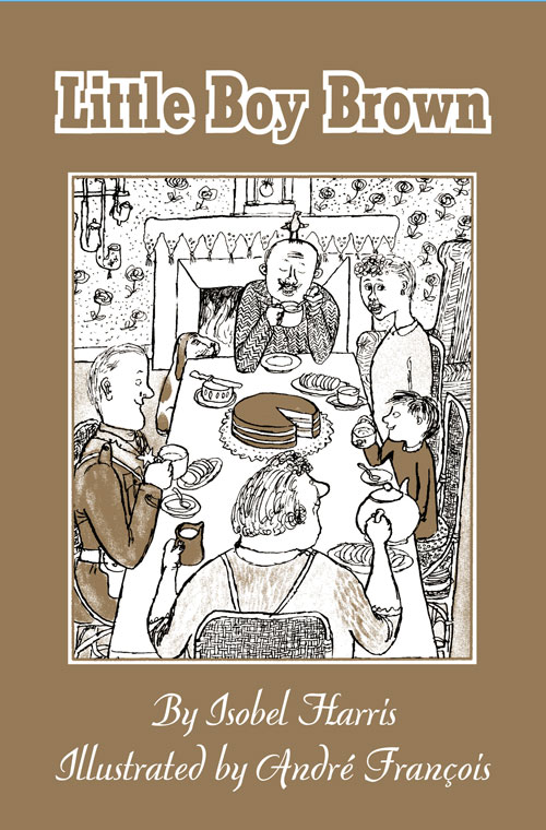 Fig. 1 : A. François, I. Harris. Le Petit Brown (1949), Couverture