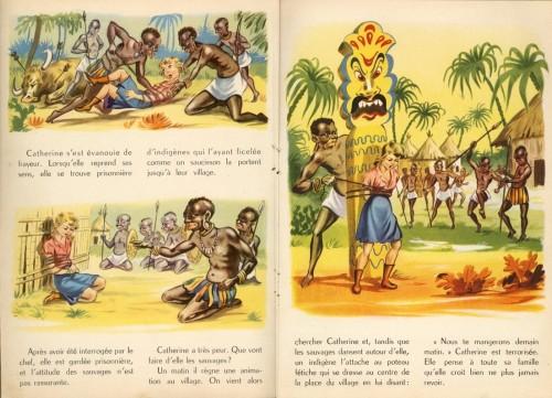 Ill.4: Grandes Vacances (1953), p.10-11.