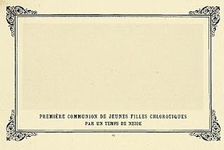 Allais première communion