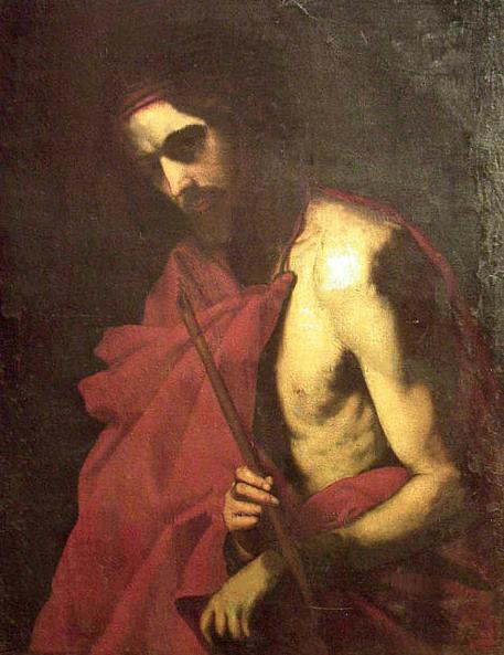 Jusepe Ribera, Ecce Homo, ca. 1623-24