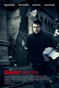 The Ghost Writer, un film de Polanski (2010)