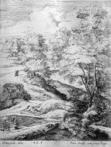 Pène, d'après Campagnola (40F)
