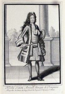 Nicolas-Simon, 2e marquis de Pomponne