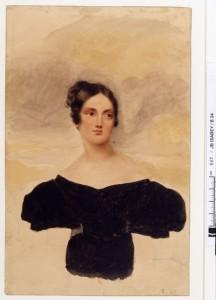 Marie d'Orleans par Jean-Baptiste Isabey