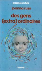 Couverture de D. Eberoni pour Présence du futur en 1984.
