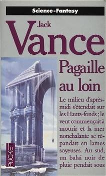 Pagaille au loin, couverture de W. Siudmak, Pocket, 1994.