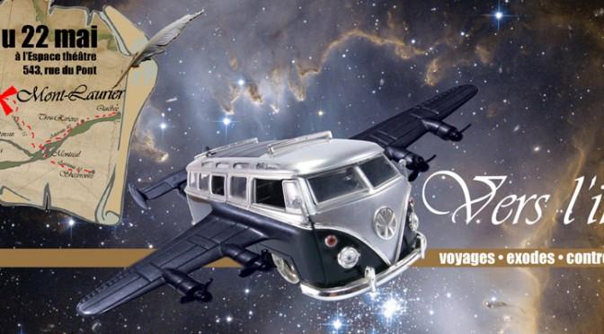 Colloque Exodes et Voyages infinis – Congrès Boréal 2016
