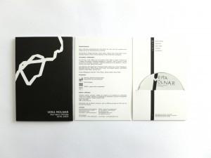 «Véra Molnar. Journaux intimes, 1976-2003», cd-rom sous la direction de Vincent Baby, Pierre Braun et Boris Volant, Présent composé, Rennes, 2009