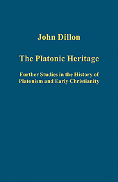 Annonce de parution : The Platonic Heritage – Further Studies in the History of Platonism and Early Christianity