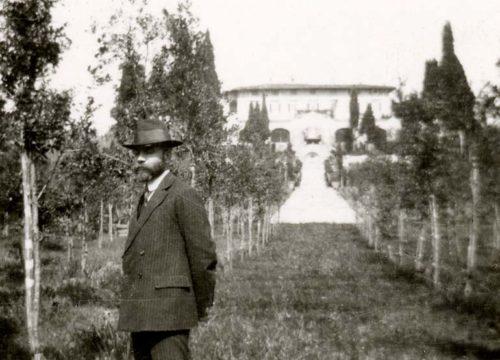 Berenson à Fiesole en 1911