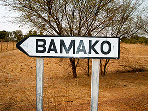direction-Bamako