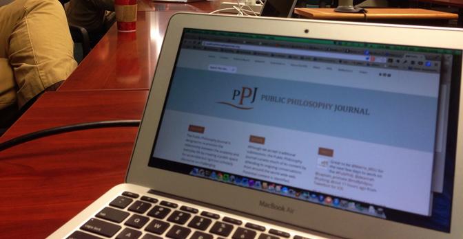 Valoriser et partager ses recherches au travers du numérique – 14 octobre 2013