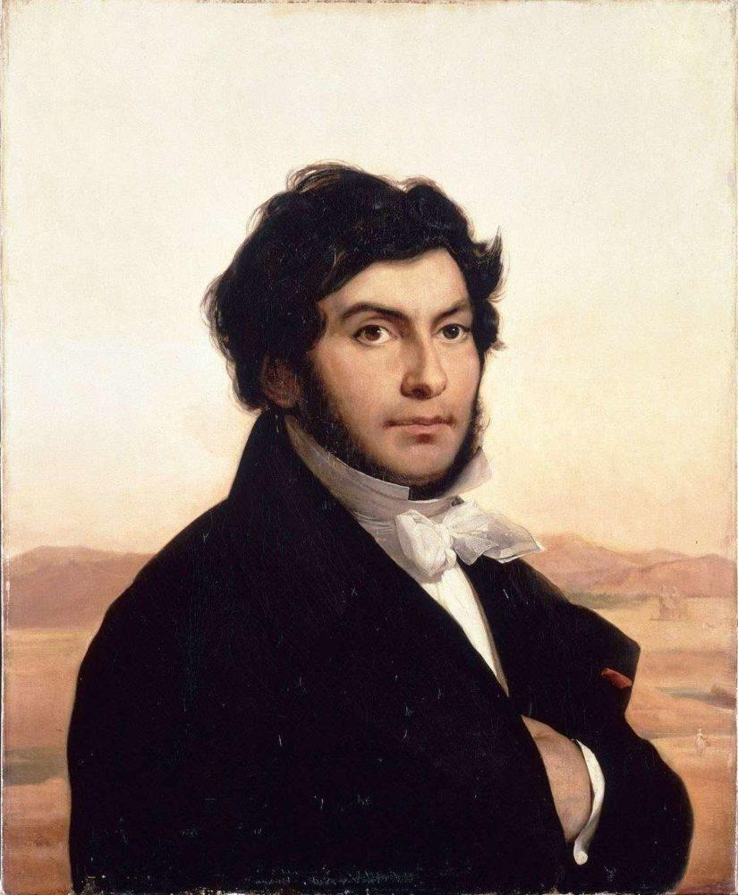 Portrait de Champollion le Jeune