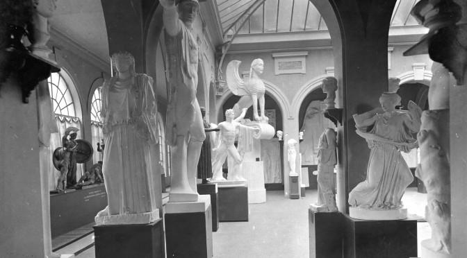 Exposition : les moulages d'antiques de l'Université de Lorraine (février-septembre 2016)