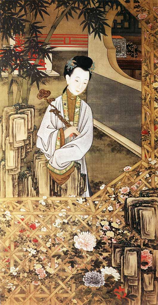 Romans érotiques chinois