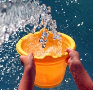 Catch A Falling Star...  ...in a bucket.