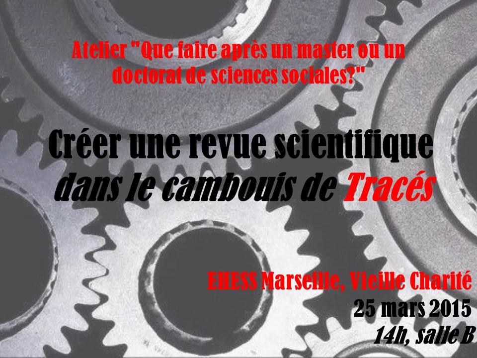 Créer une revue scientifique