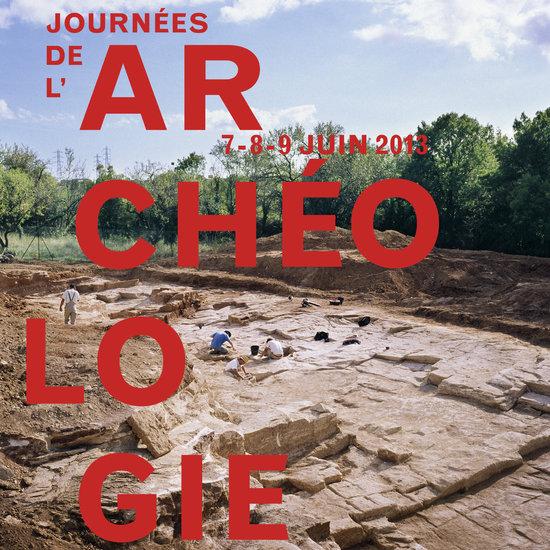 Journées de l'Archéologie 7-8-9 juin 2013