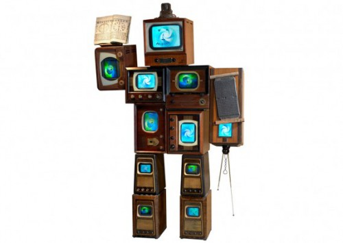 Copyright Nam June Paik