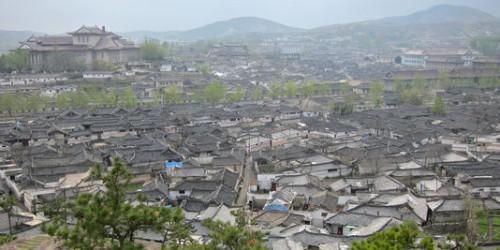La vieille ville de Kaesong (Corée du Nord), en 2010.   Copyright JOHN PAVELKA/CC BY 2.0