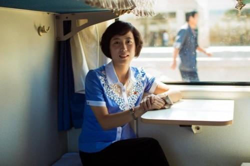 © Mihaela Noroc, Les trains sont plus utilisés que les voitures pour voyager entre les villes.
