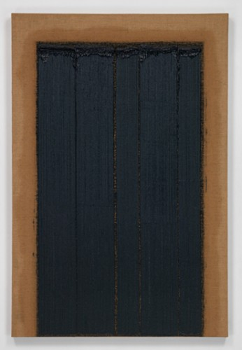 Ha Chung Yun, Conjunction 09-008', 2009, Oil on canvas, 180 x 120 cm, Courtesy The Arts Club