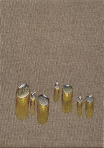 Kim Tschang-Yeul, © Galerie Baudoin Lebon