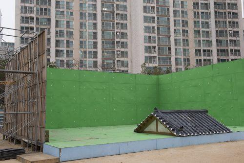 Studio Drama, Séoul, Corée, 2014 © Françoise Huguier.