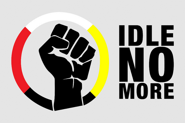 idle no more In just a few short months a grassroots movement has grown in north america that is inspiring people across the planet idle no more has been the rallying cry of the.